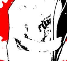 Terry Funk T - Shirt v3 Sticker