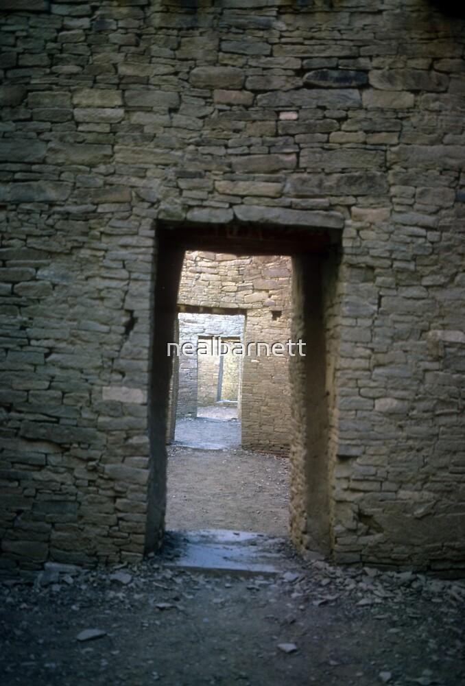 Serial rooms, Pueblo Bonito by nealbarnett
