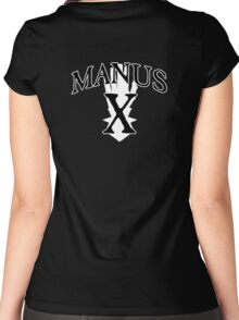 Ferrus Manus - Sport Jersey Style (Alternate) Women's Fitted Scoop T-Shirt