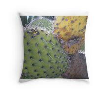 Cactus. Throw Pillow