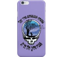 Till the Morning Comes iPhone Case/Skin