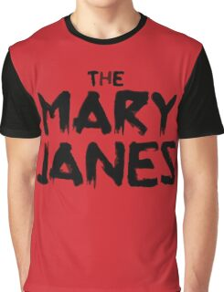The Mary Janes Graphic T-Shirt