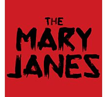 The Mary Janes Photographic Print