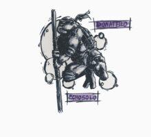 TMNT-Donatello One Piece - Short Sleeve