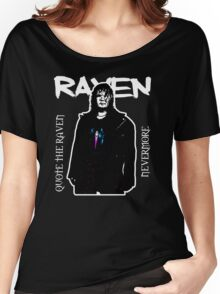 ECW Raven T - Shirt Women's Relaxed Fit T-Shirt