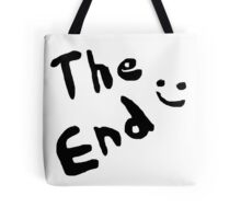 The End :)  Tote Bag
