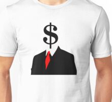 Money Man Unisex T-Shirt