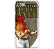 The Fighting McDonaghs Tavern iPhone Case/Skin