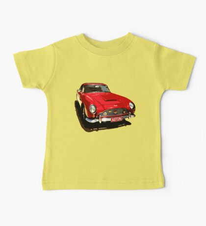 Aston Martin DB5 1964 Baby Tee