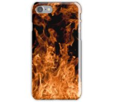 Fire Texture iPhone Case/Skin