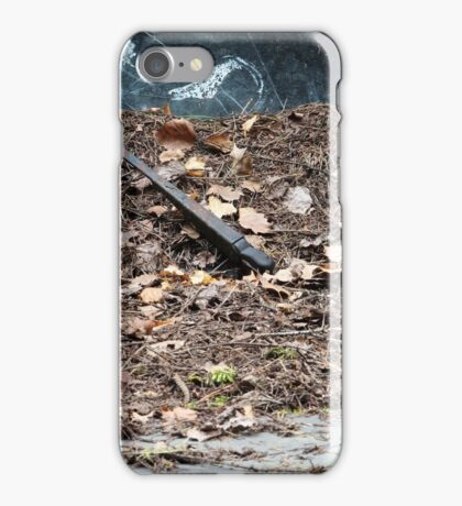 24.9.2016: Windscreen Wipers iPhone Case/Skin