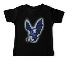 Lightning and Death Baby Tee