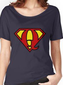 Super QGIS Women's Relaxed Fit T-Shirt