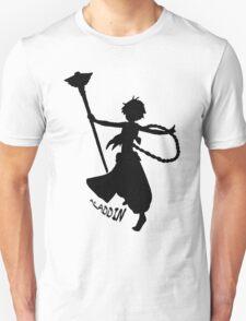 Aladdin Silhouette w/name T-Shirt