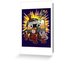 Everything Is Awesome Mix Greeting Card