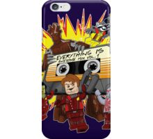 Everything Is Awesome Mix iPhone Case/Skin