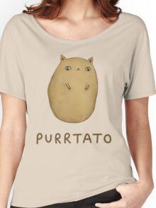 Purrtato Women's Relaxed Fit T-Shirt
