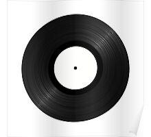 Vinyl - Classic design Poster