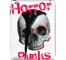Horror Punks  iPad Case/Skin