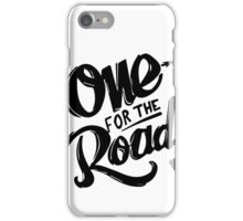 XTheRoad iPhone Case/Skin