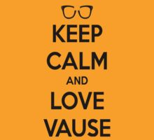 LOVE VAUSE by FranTheHuman