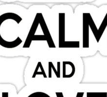 LOVE VAUSE Sticker