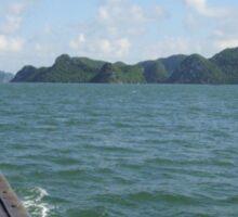 Halong Bay - Vietnam Sticker