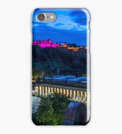 Edinburgh Castle iPhone Case/Skin