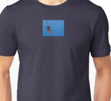 """Squizard"" with bubbles - small design Unisex T-Shirt"