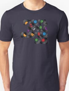 Vinyl will never die Unisex T-Shirt