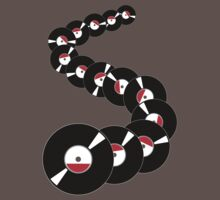Vinyl Snake by modernistdesign