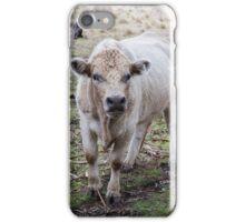 Bellowing Bull iPhone Case/Skin