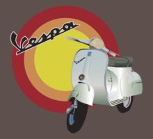 Vespa by modernistdesign