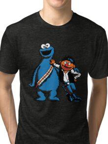 Scruffy Looking Smuggers Tri-blend T-Shirt