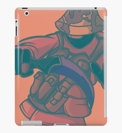 MLG NOSCOPER iPad Case/Skin