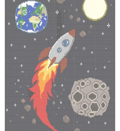 Space Knit Sticker