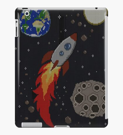 Space Knit iPad Case/Skin
