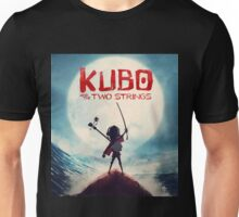 Kubo and the Two Strings Cover Unisex T-Shirt