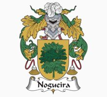 Nogueira Coat of Arms (Spanish) by coatsofarms