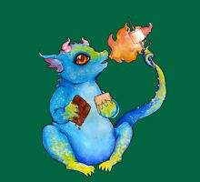 S'more Dragon Unisex T-Shirt