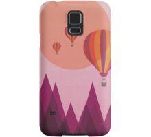 Mountain Glow Samsung Galaxy Case/Skin