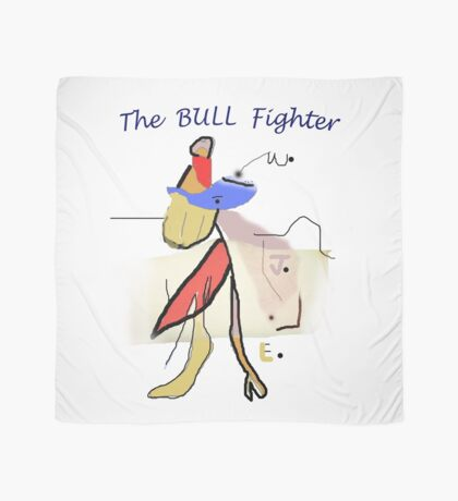 The BULL Fighter Scarf