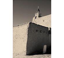 Church - Las Trampas NM Toned Photographic Print