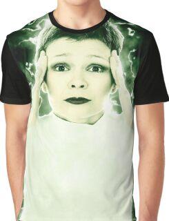 Electric Migraine Graphic T-Shirt