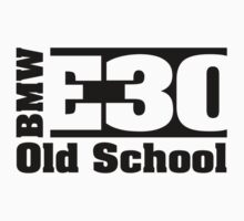 BMW E30 by vakuera