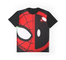 DEADPOOL SPIDERMAN Graphic T-Shirt
