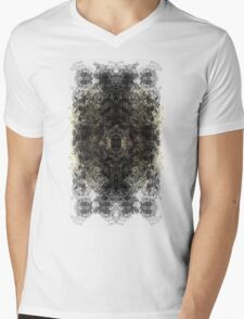 Glyph 42 Mens V-Neck T-Shirt