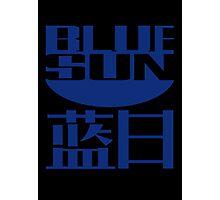 Blue Sun Corporation Photographic Print