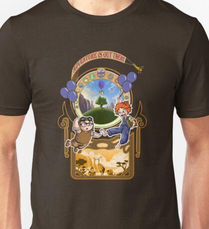 Up Nouveau Unisex T-Shirt