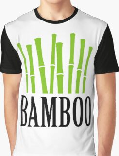 Bamboo Graphic T-Shirt